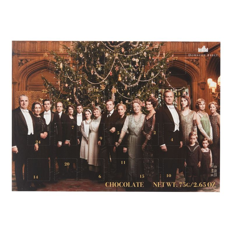 Downton Abbey Chocolate Advent Calendar