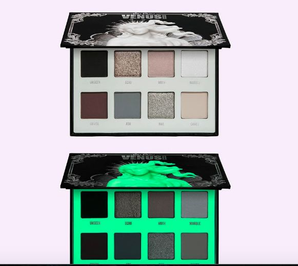 Grunge-Inspired Eye Shadow Palettes : Venus Palette