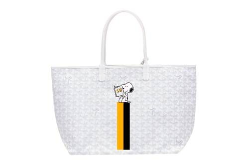 Cartoon-Inspired Luxe Accessories : snoopy capsule